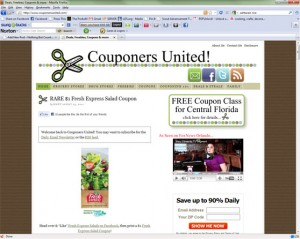 couponersunited