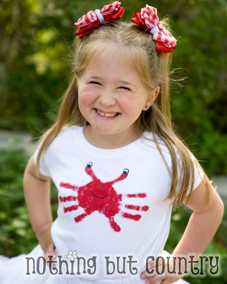 T Shirt Crafts For Kids