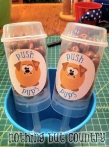 pushpups