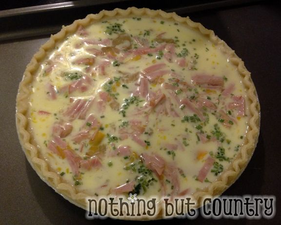 creamed spinach eggs with cream spinach and country ham recipes ...