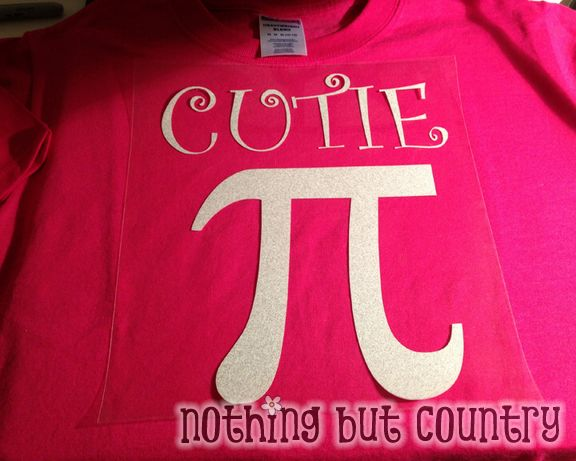 Pi Day 3.14 - March 14 - Shirts | NothingButCountry.com
