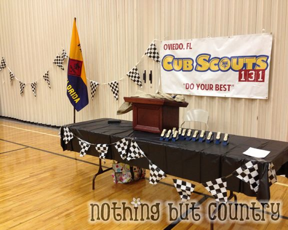 Make Your Own Pinewood Derby Trophy For Cub Scouts