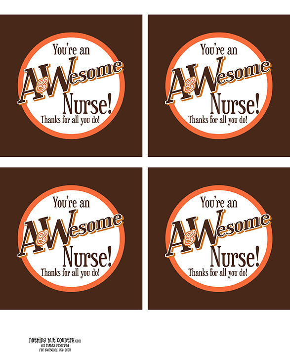 Awesome Nurse | NothingButCountry.com