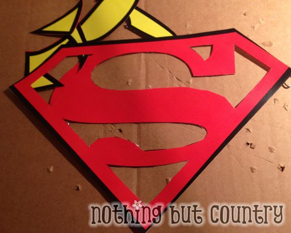Superman Cake for a Superhero Dad & Father | NothingButCountry.com