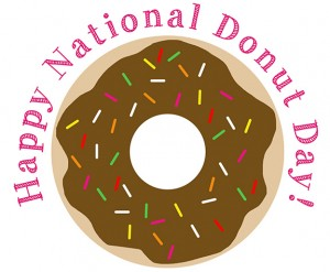 Happy National Donut Day 2013 | NothingButCountry.com