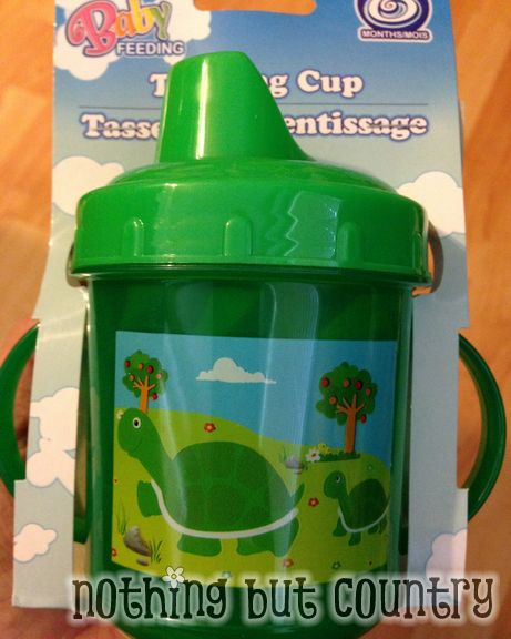 Personalized Baby Sippy Cups | NothingButCountry.com