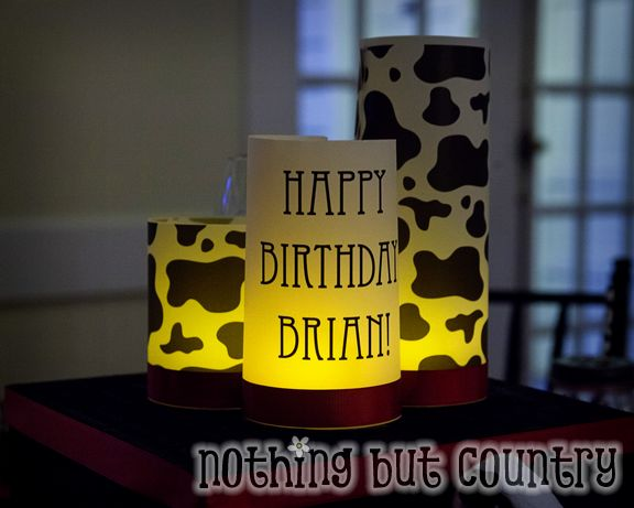 Chick-Fil-A Birthday Party | NothingButCountry.com