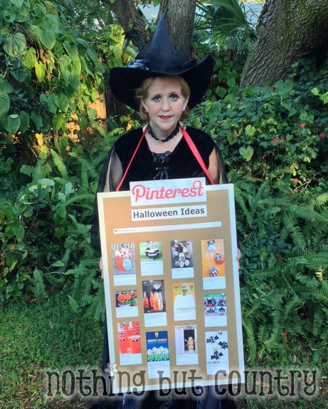 My Halloween Costume - Halloween Pinterest Board | NothingButCountry.com