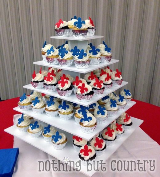 Eagle Scout Court Of Honor Cupcakes Nothing But Country