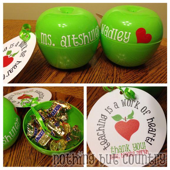 Teacher Appreciation Week - Teaching is a work of Heart!   NothingButCountry.com