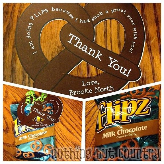 ... Teacher Appreciation Gift – Chocolate Pretzels | Nothing But Country