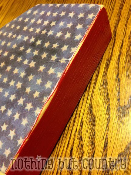 4th of July Wooden Project  | NothingButCountry.com