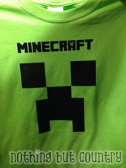 Minecraft Birthday Party | NothingButCountry.com