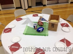 Team Work Relief Society Night | NothingButCountry.com