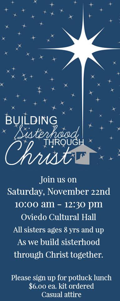 Building Sisterhood Through Christ