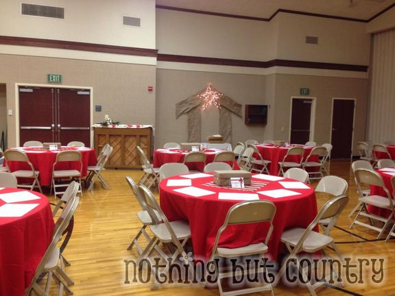 Ward Christmas Party #sharethegift He Is The Gift | Nothing But ...