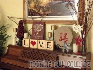 Valentine's Day Crafts and Decorations for the home