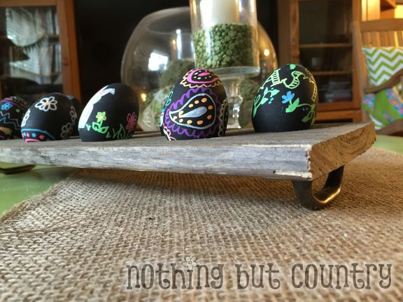 Easter Egg Display Holder