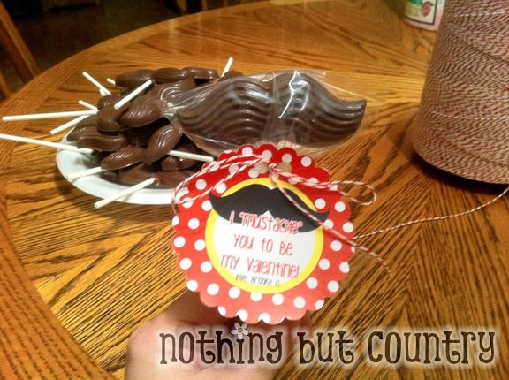 I mustache you to be my valentine | www.nothingbutcountry.com