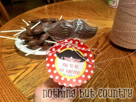 I mustache you to be my valentine | www.nothingbutcountry.com