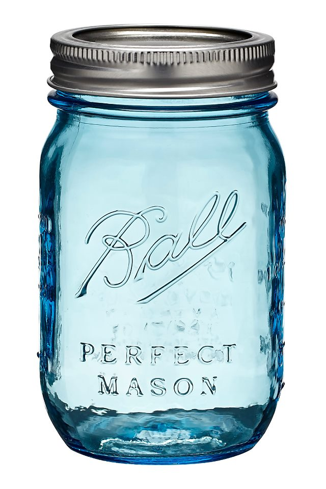 Blue Heritage Collection Mason Jars - Ball | NothingButCountry.com